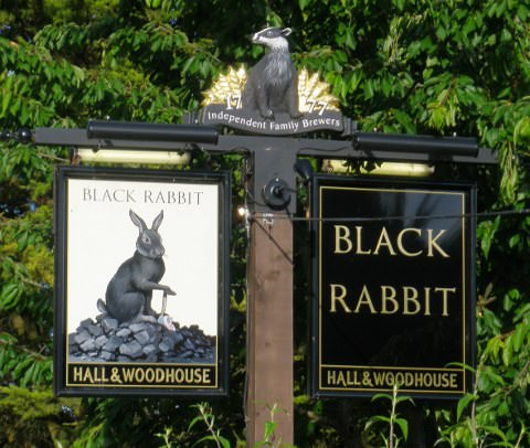 The Black Rabbit Restaurant