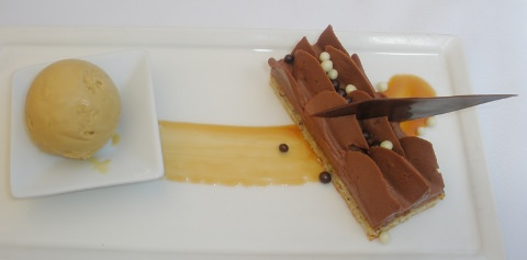One of the deelicious desserts