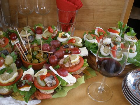 Port and platters