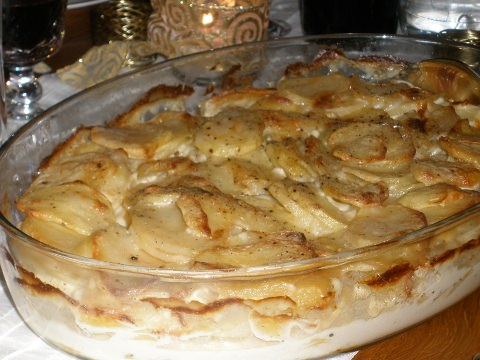 Potato Dauphinoise