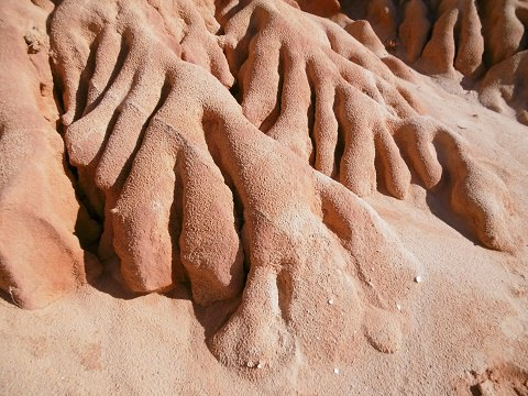 Red Rock Fingers