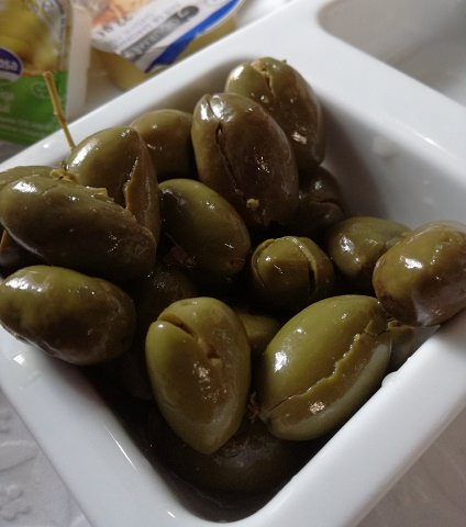 Great olives!