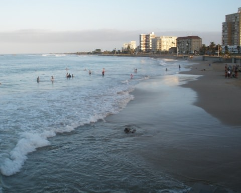 Port Elizabeth beachfron