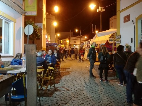Alcoutim by night, Festival do Contrabando
