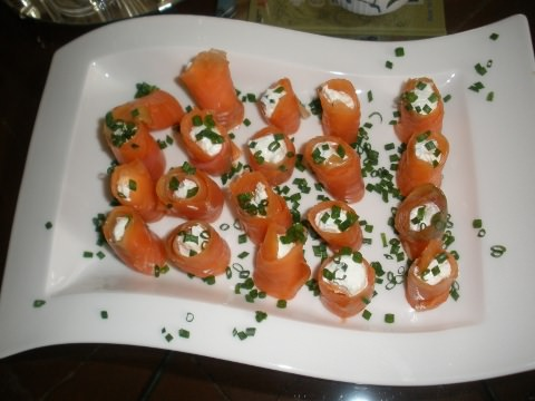Smoked Trout with Mascarpone